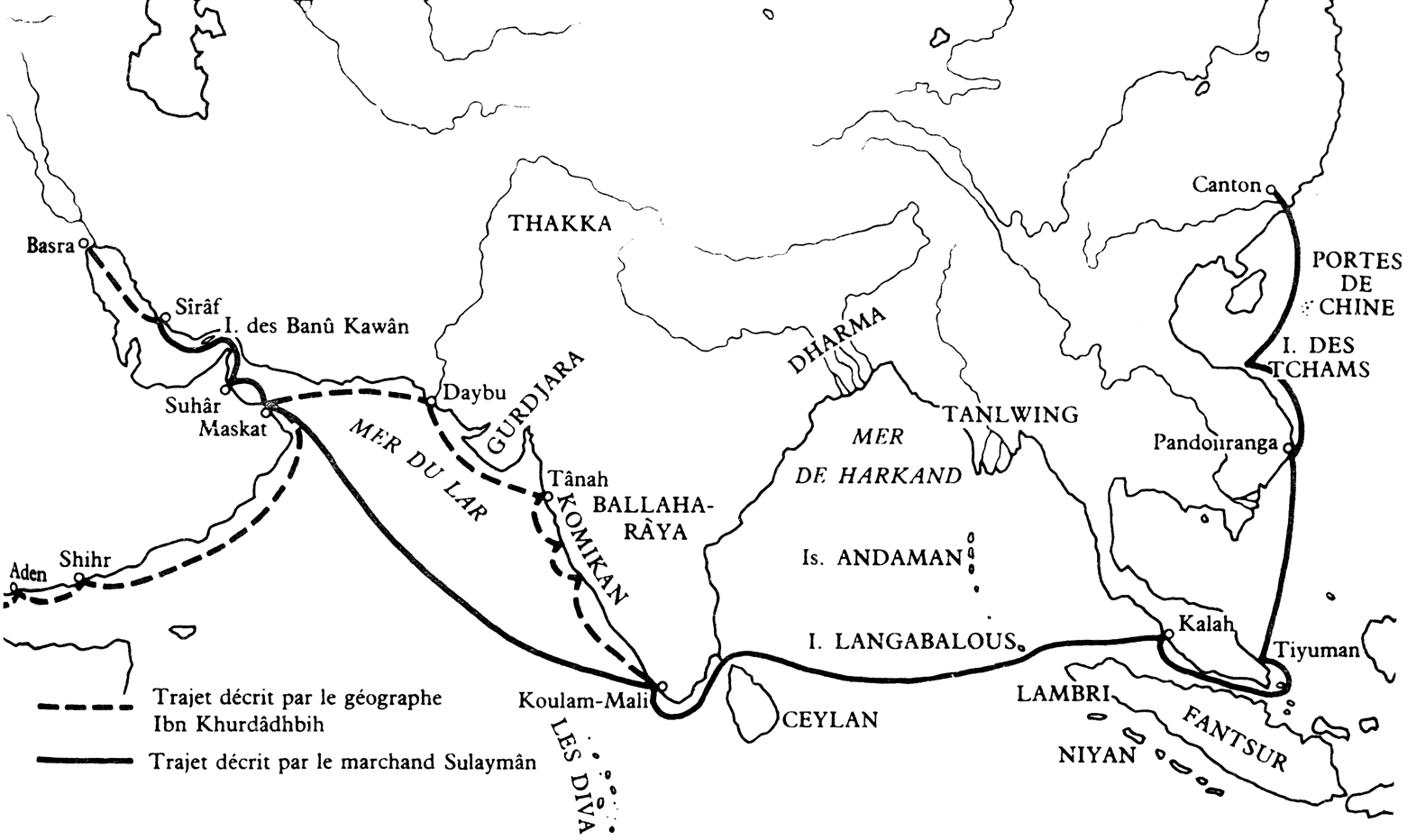 Carte Orient Extreme Avec L'extrême-orient au