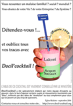 Lien vers site Docil'Cocktail